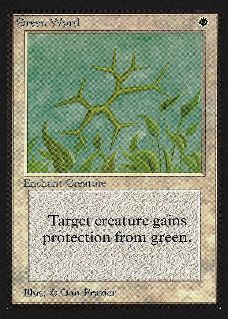 Green Ward (CE)