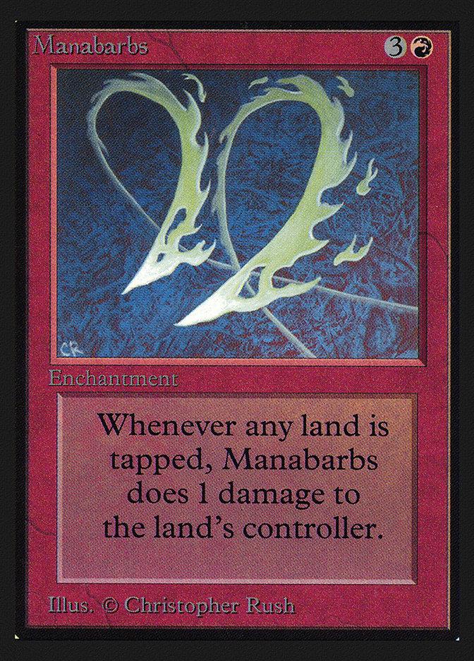 Manabarbs (CE)
