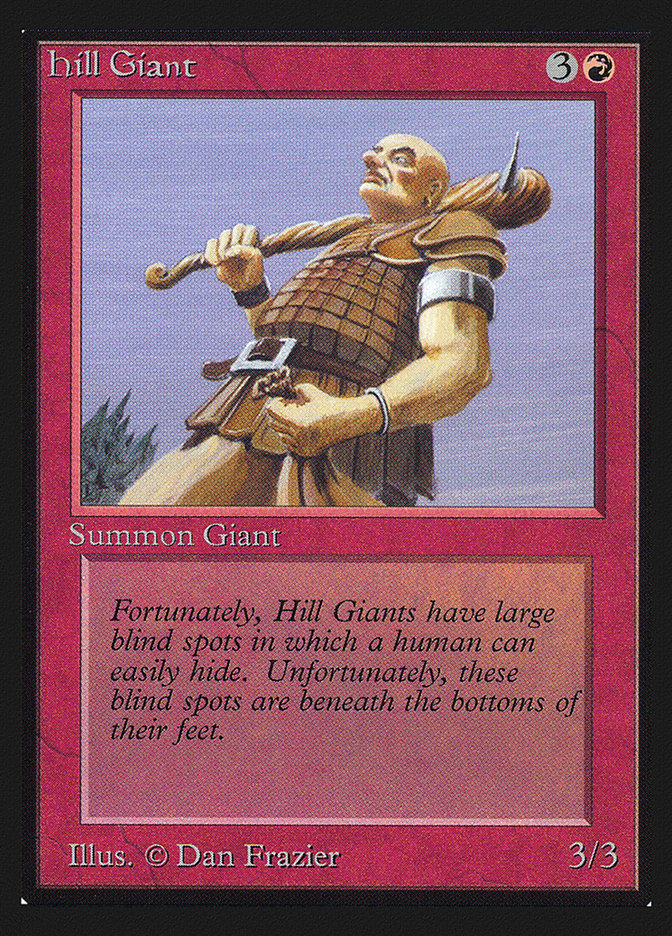 Hill Giant (CE)