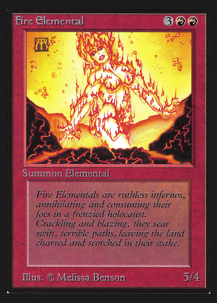 Fire Elemental (CE)