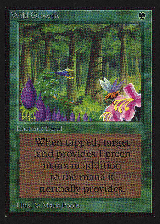 Wild Growth (CE)