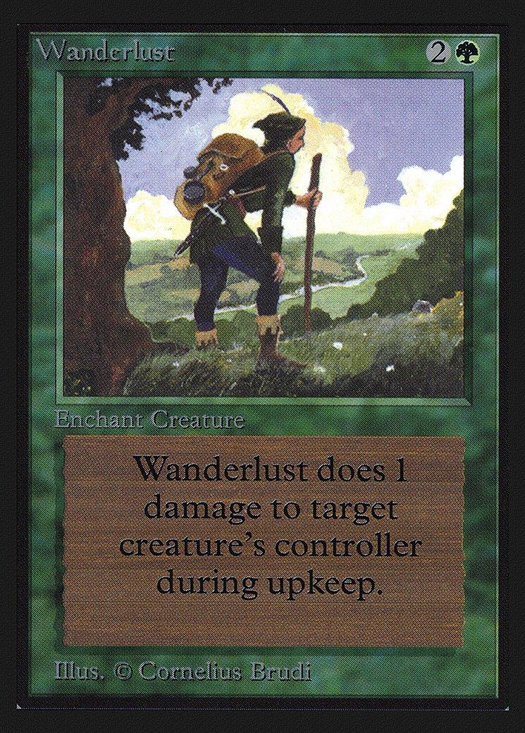 Wanderlust (CE)