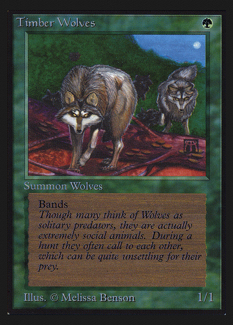 Timber Wolves (CE)