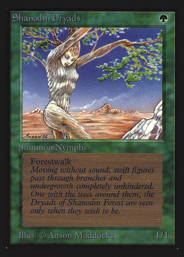 Shanodin Dryads (CE)