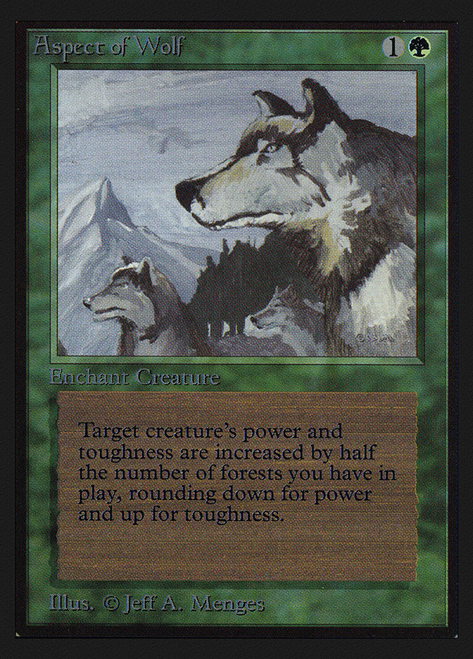 Aspect of Wolf (CE)