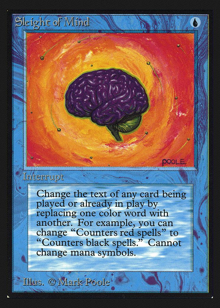 Sleight of Mind (CE)