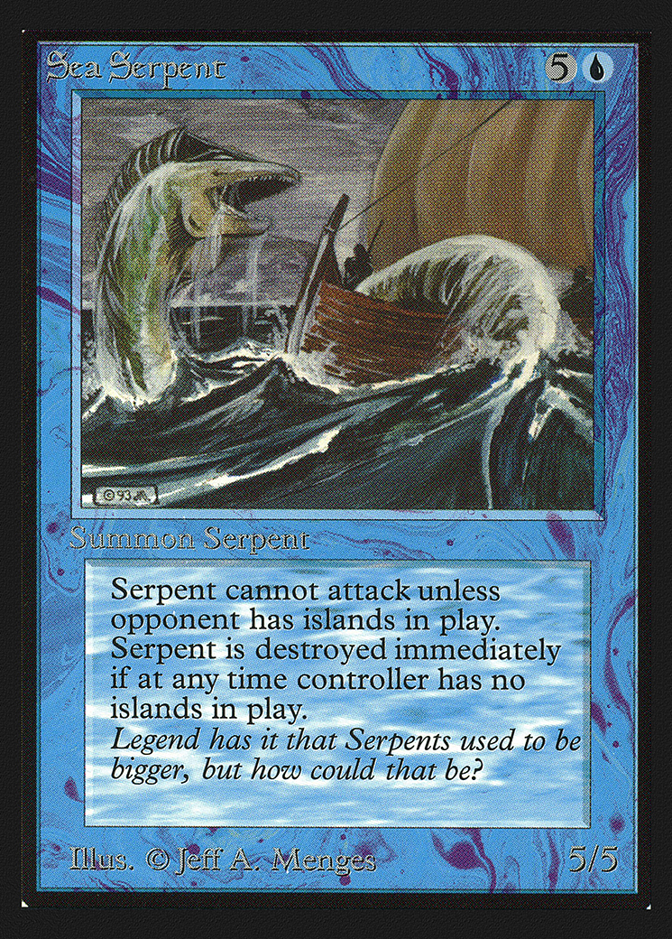 Sea Serpent (CE)