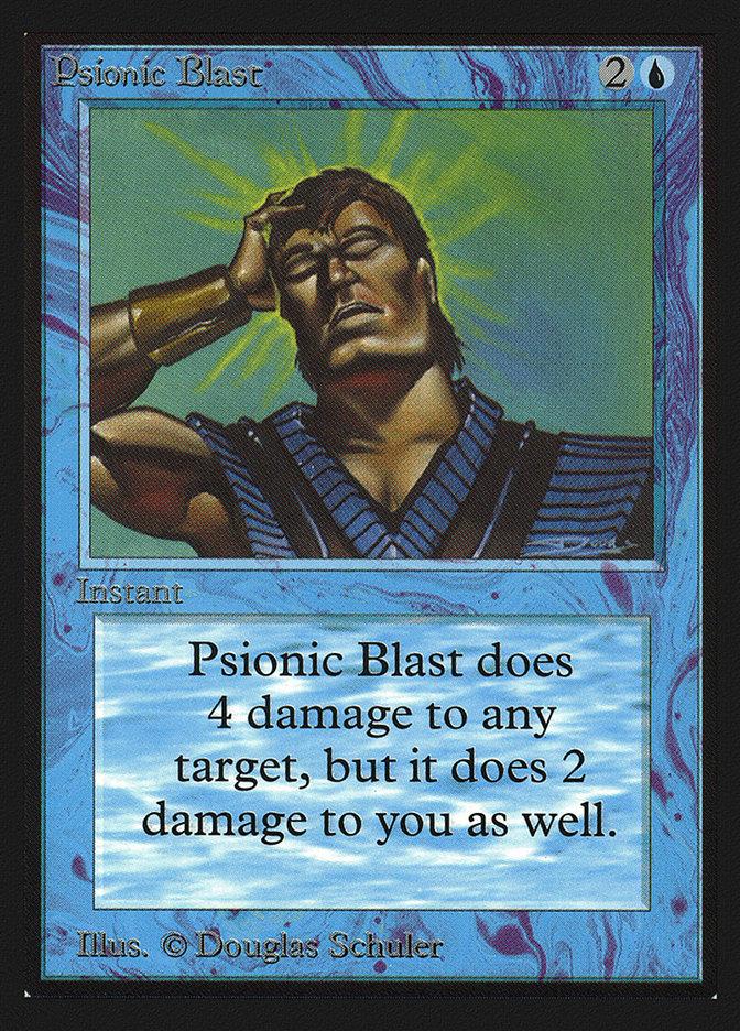 Psionic Blast (CE)
