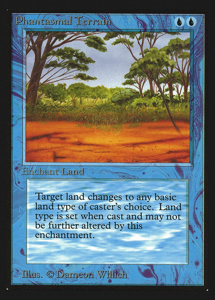 Phantasmal Terrain (CE)