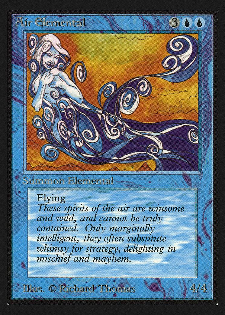 Air Elemental (CE)