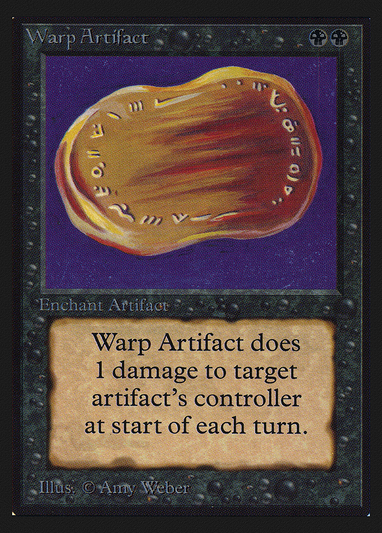 Warp Artifact (CE)
