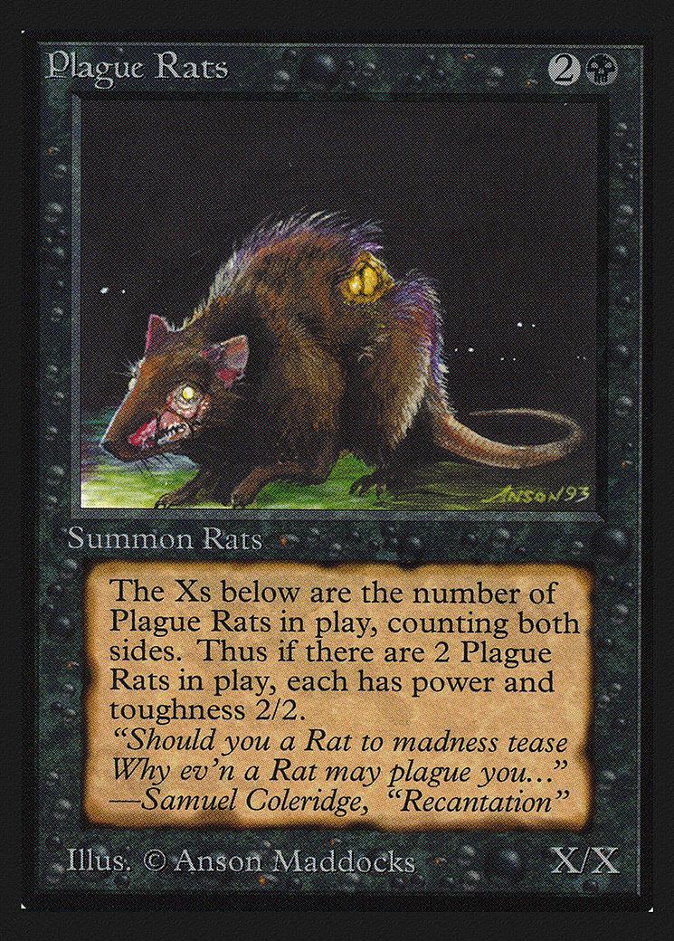 Plague Rats (CE)