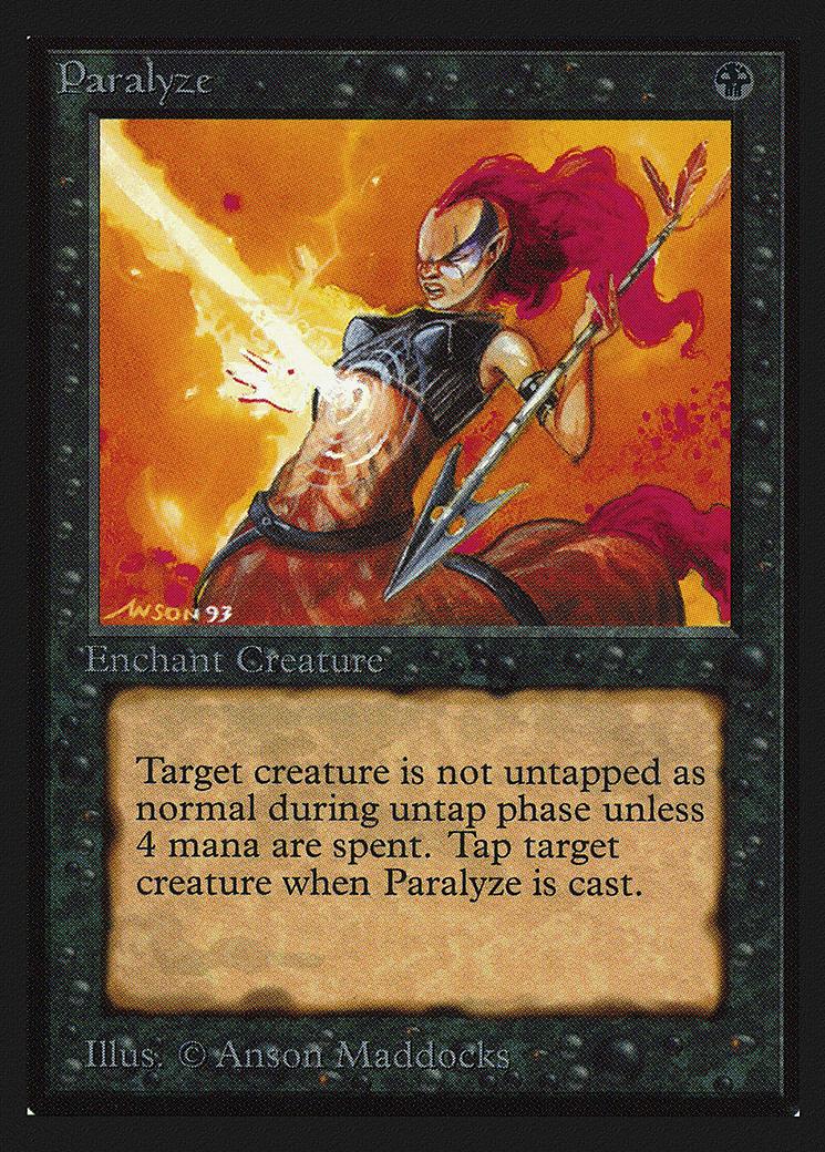 Paralyze (CE)