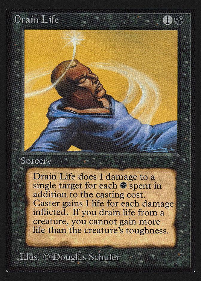 Drain Life (CE)