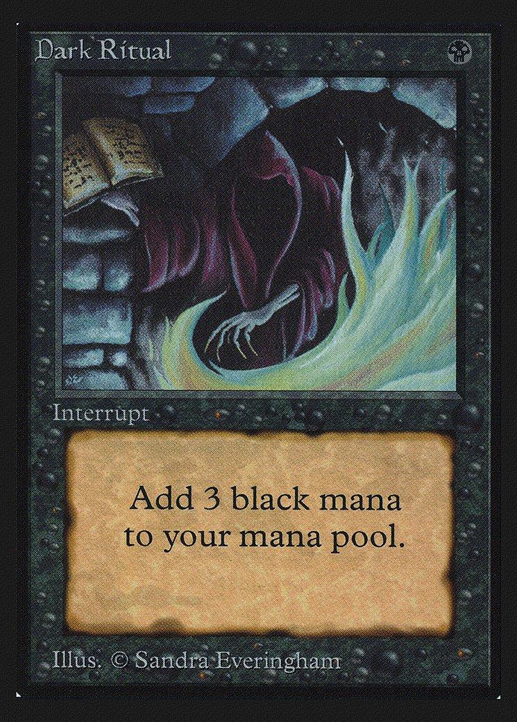 Dark Ritual (CE)