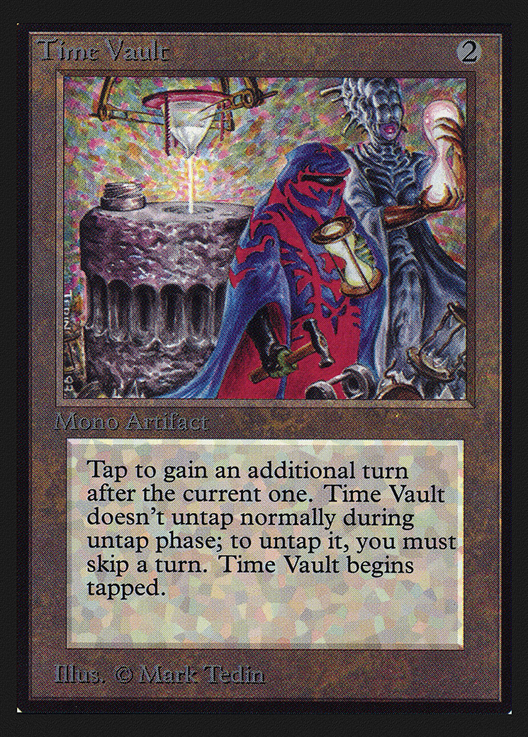 Time Vault (CE)