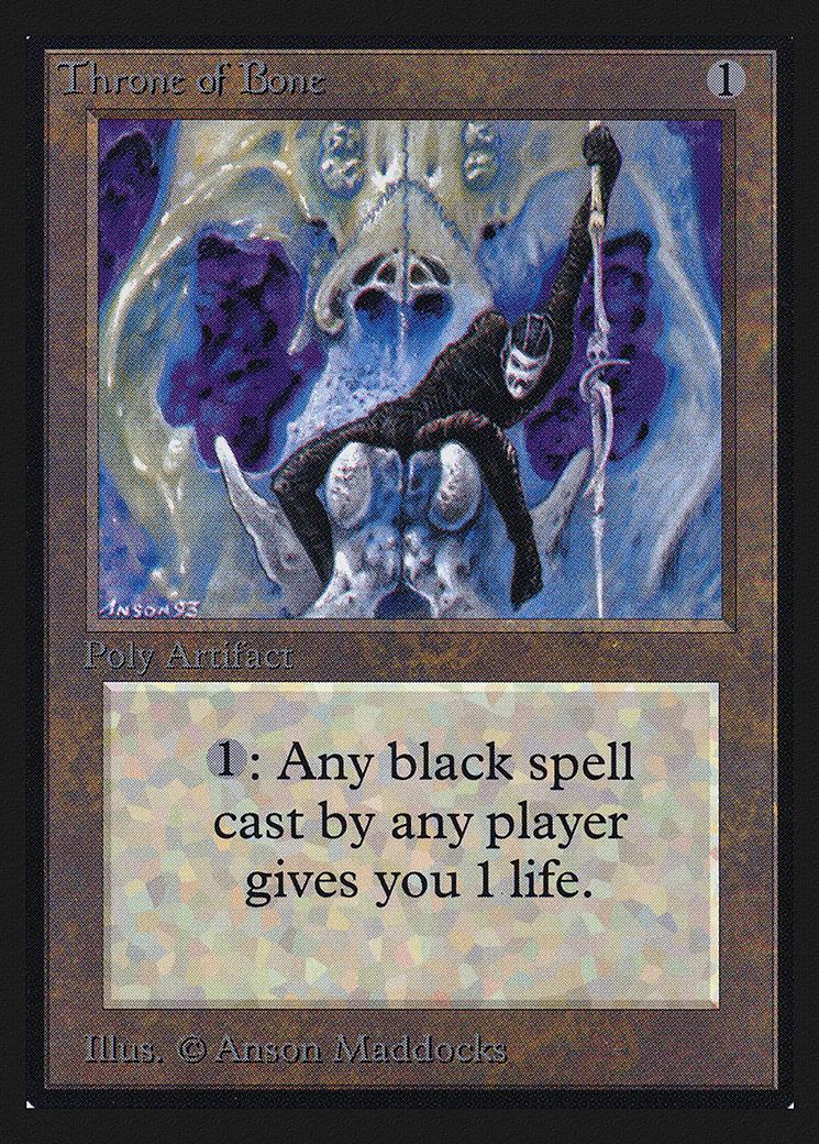 Throne of Bone (CE)