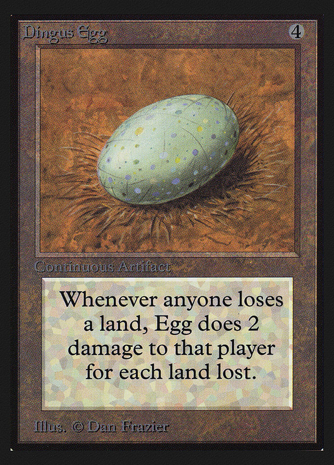 Dingus Egg (CE)