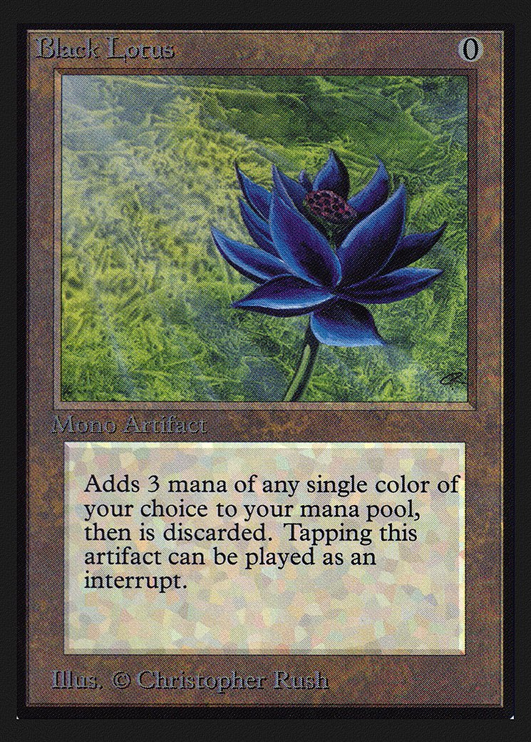 Black Lotus (CE)