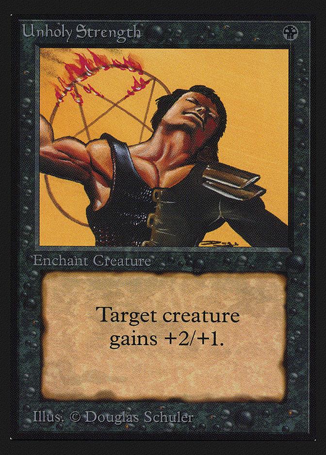 Unholy Strength (CE)