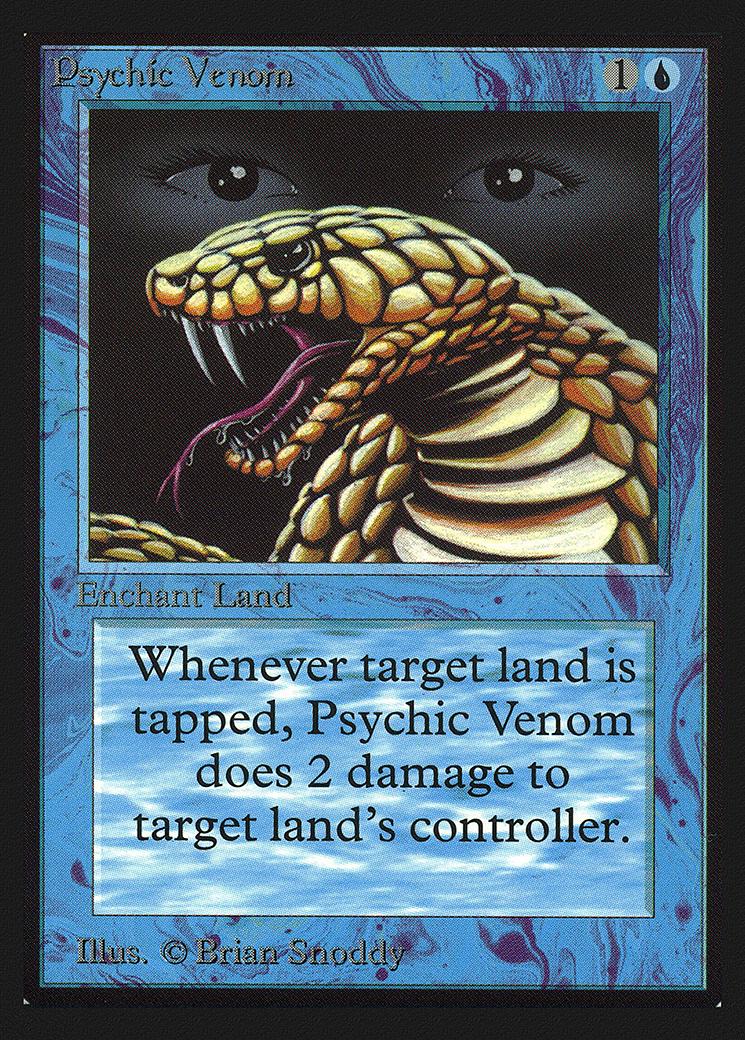 Psychic Venom (CE)