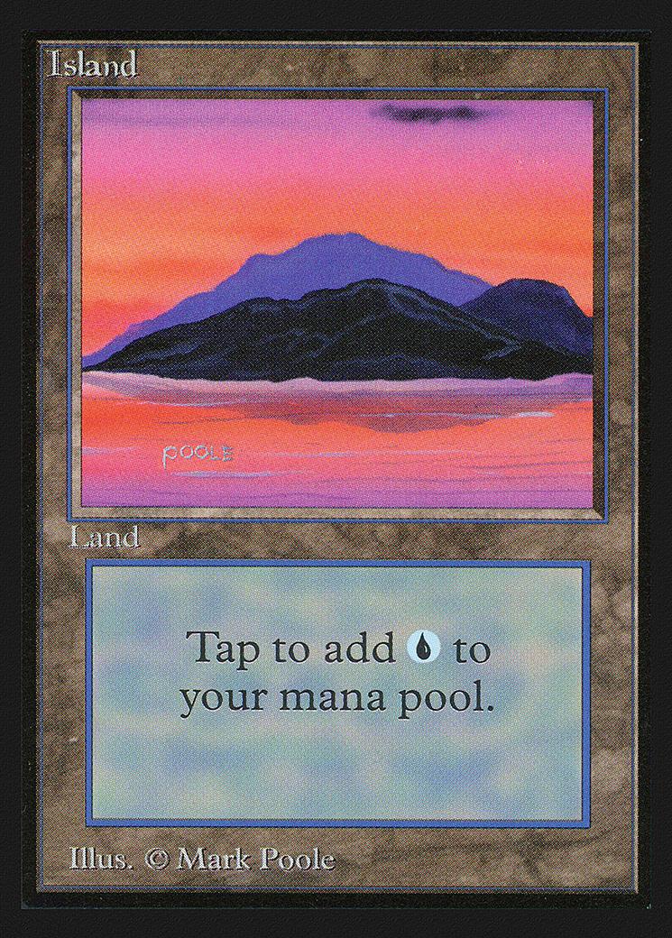 Island (Blue)(IE)