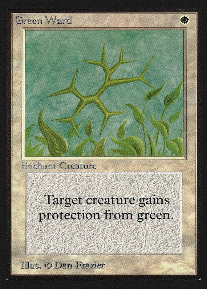 Green Ward (IE)