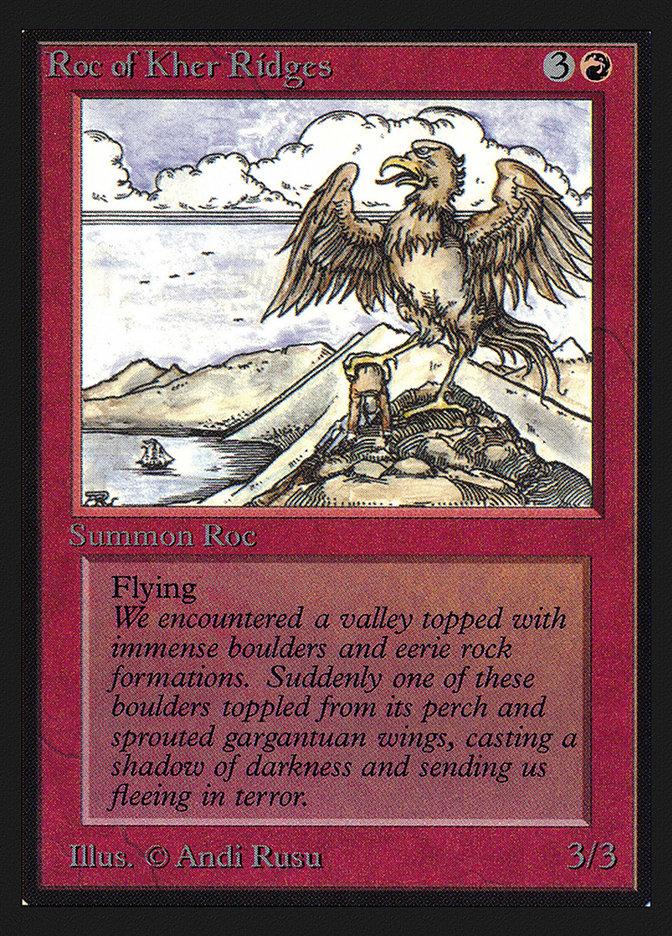 Roc of Kher Ridges (IE)