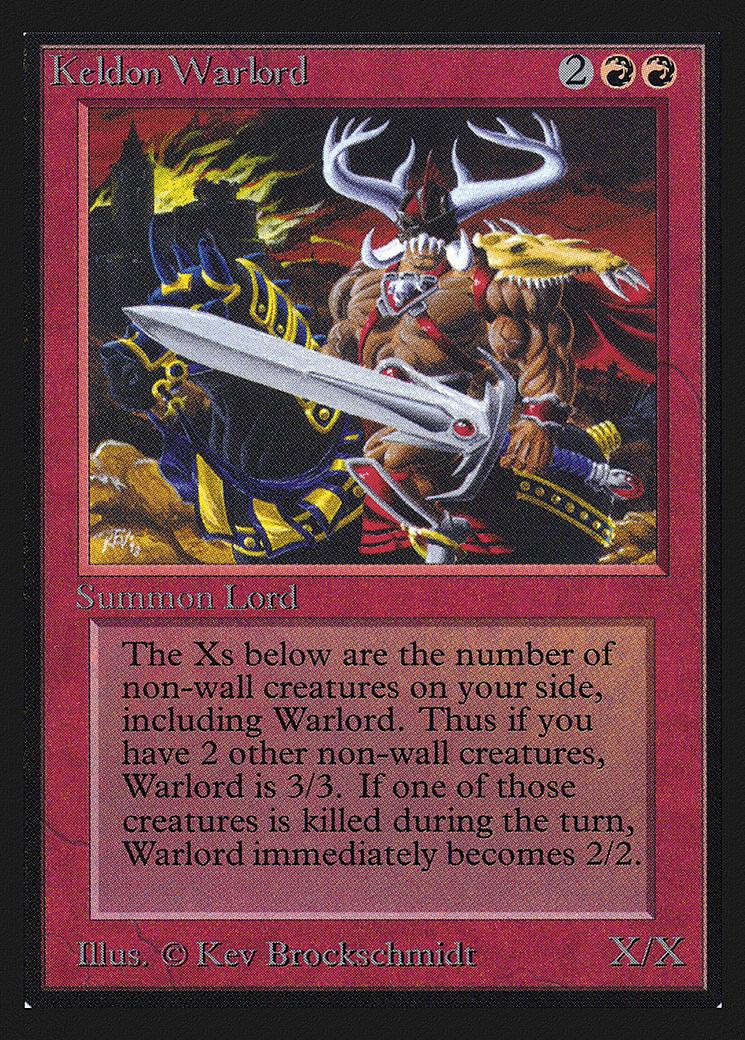 Keldon Warlord (IE)