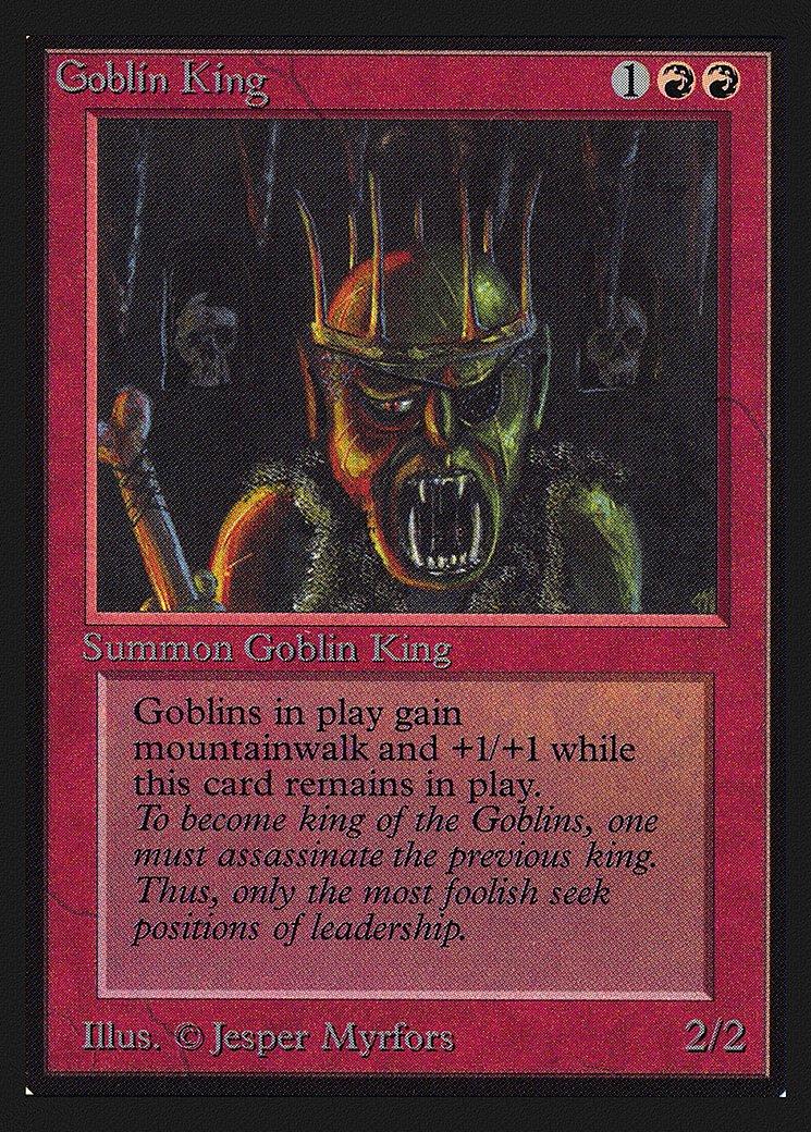 Goblin King (IE)