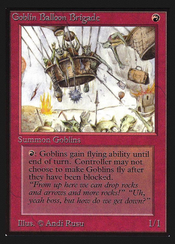 Goblin Balloon Brigade (IE)