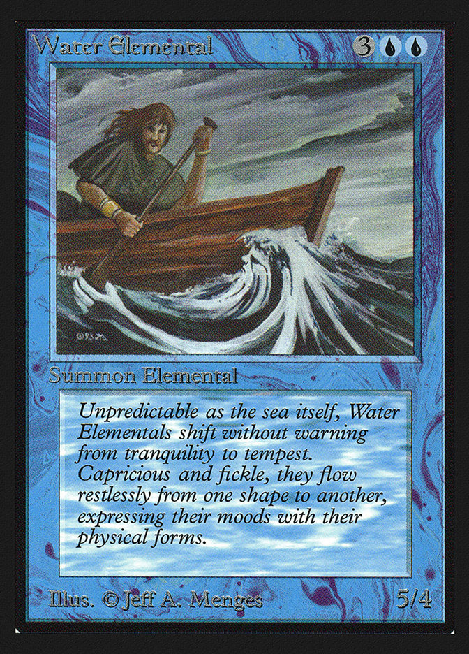 Water Elemental (IE)