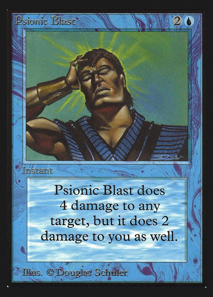 Psionic Blast (IE)