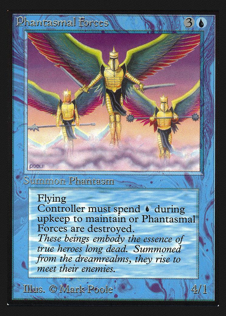 Phantasmal Forces (IE)