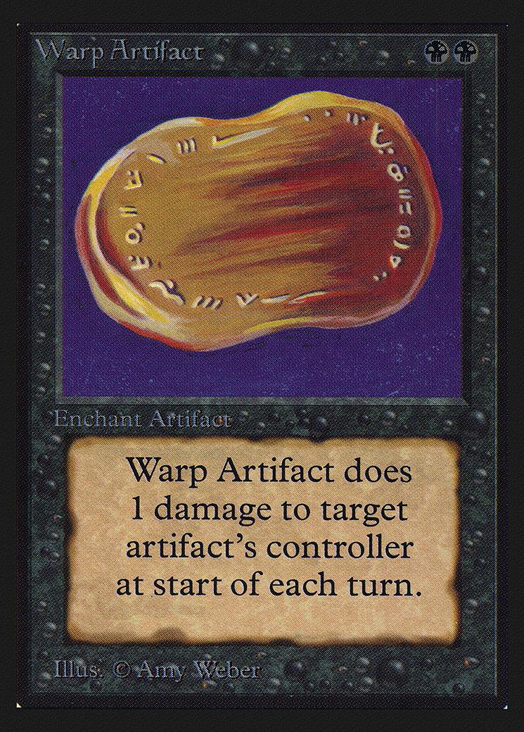 Warp Artifact (IE)