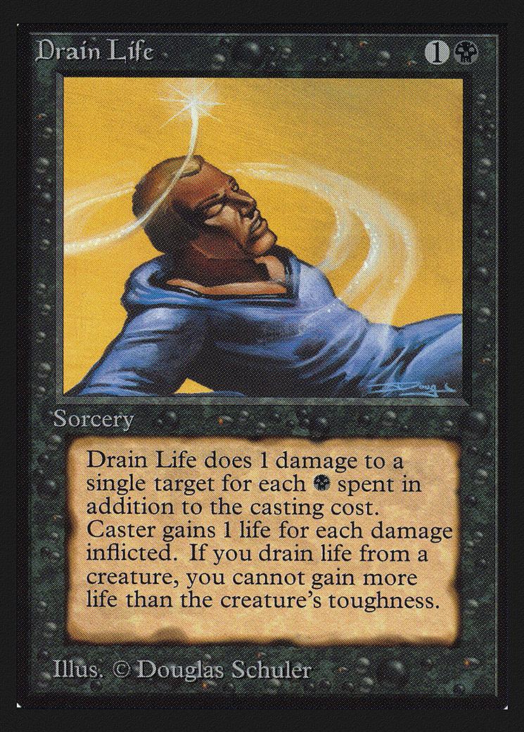 Drain Life (IE)