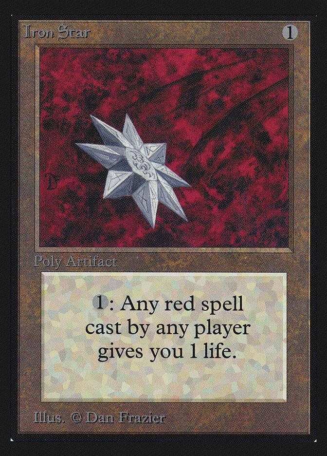 Iron Star (IE)