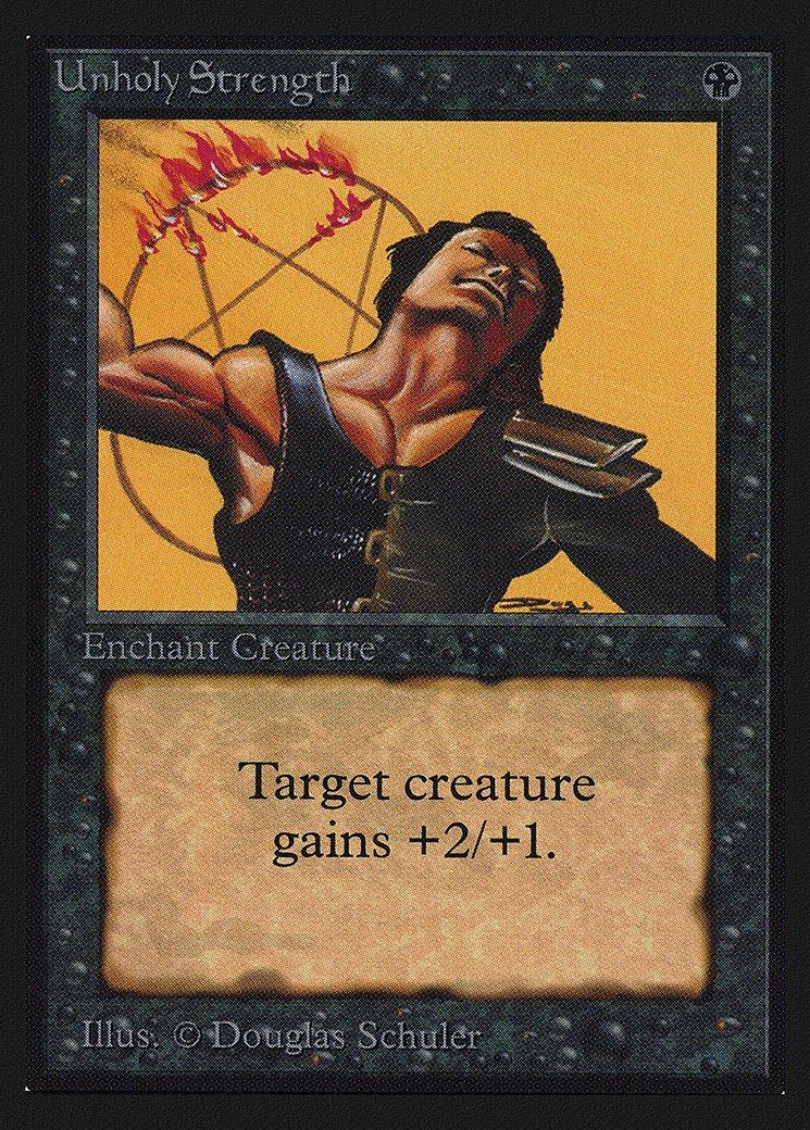 Unholy Strength (IE)