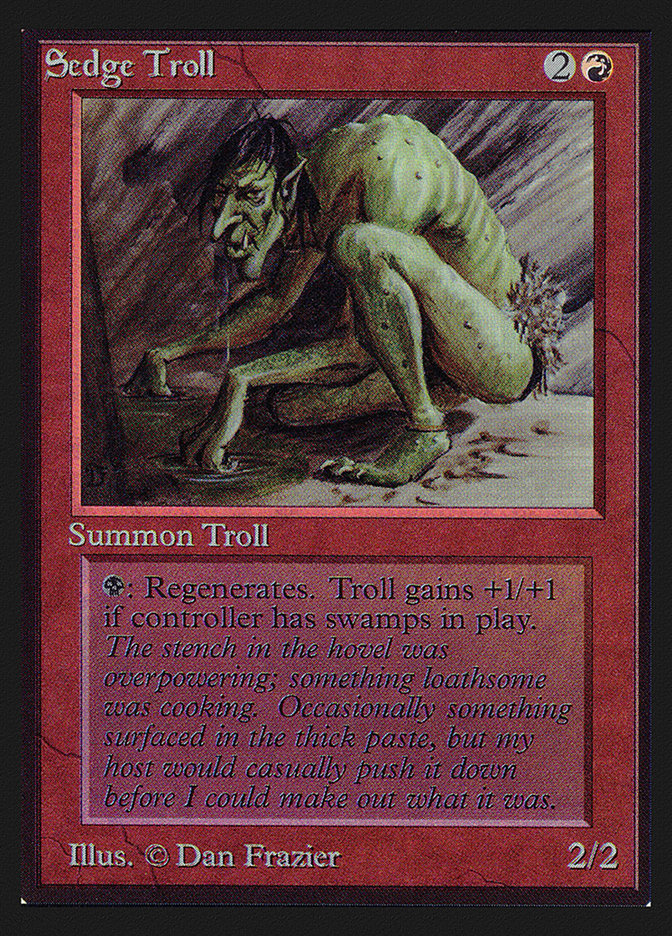 Sedge Troll (IE)