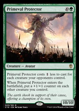 Primeval Protector