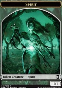 Spirit Token (Colorless)