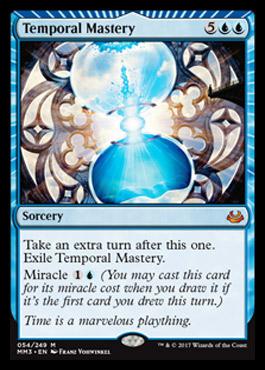 Temporal Mastery