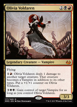 Olivia Voldaren