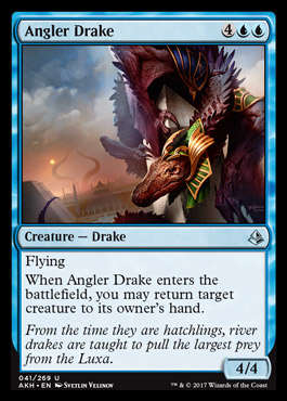 Angler Drake