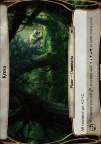 Krosa (Planechase Anthology)