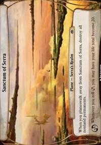 Sanctum of Serra (Planechase Anthology)