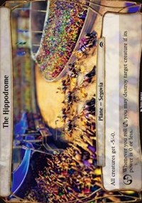 The Hippodrome (Planechase Anthology)