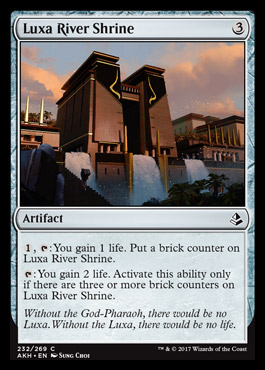 Luxa River Shrine