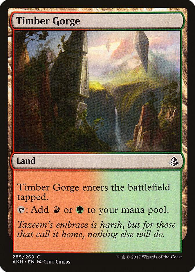 Timber Gorge