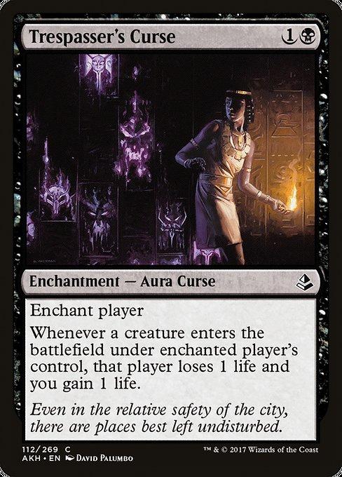 Trespasser's Curse